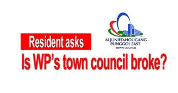 AHPETC Saga - Resident asks, is WP's town council broke?