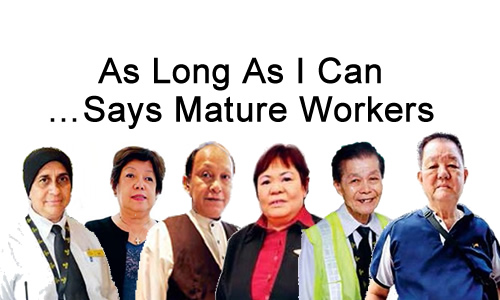 Mature Workers 56