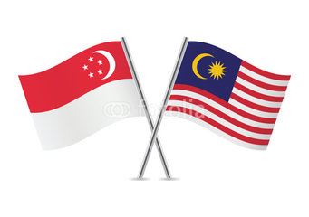 Love-hate relation between Malaysia and Singapore