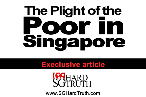 Hard Truths: The Plight of the Poor in Singapore
