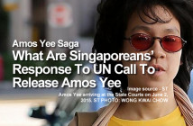 What Are Singaporeans' Response To UN Call To Release Amos Yee