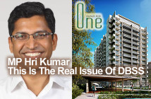 MP Hri Kumar - This Is The Real Issue Of DBSS