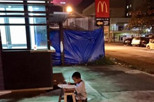This Filipino Boy Made Singaporeans Do Some Soul-Searching