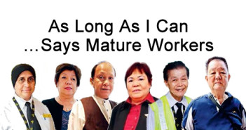 Mature workers